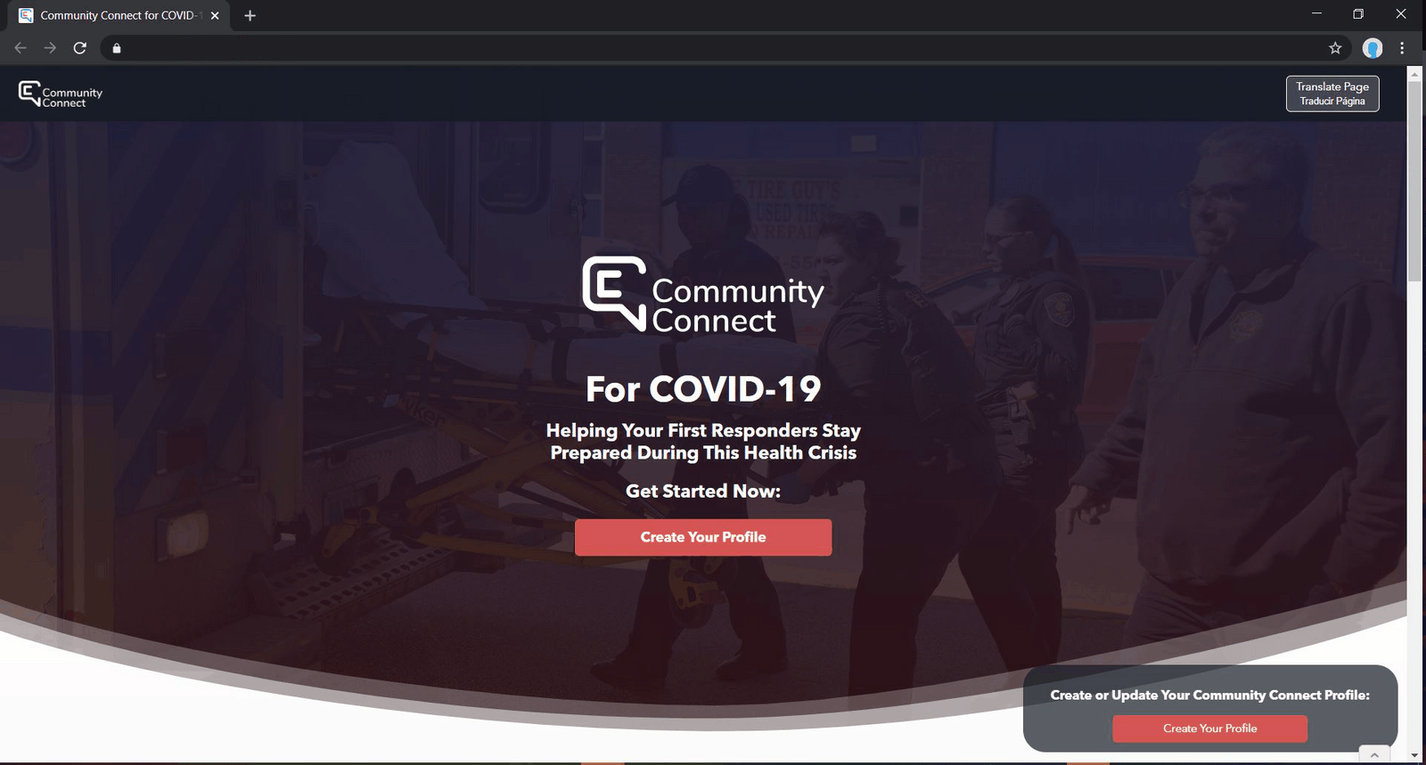 First Due Community Connect