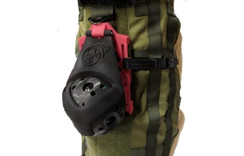 Custom K-9 Mount