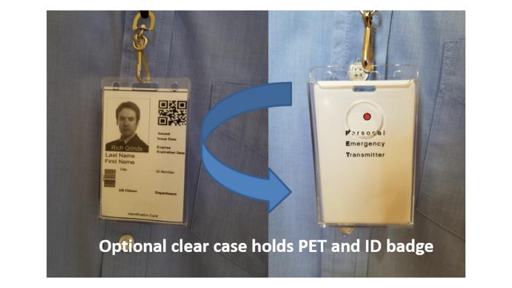 Personal Emergency Transmitter (PET)