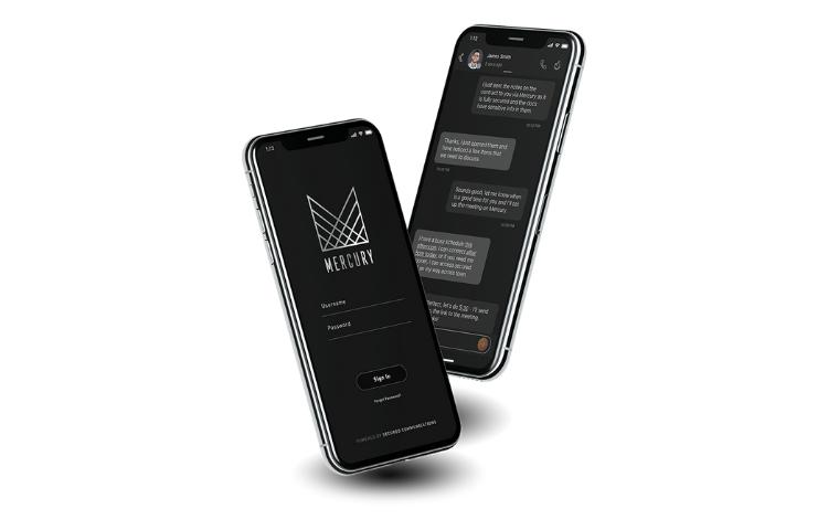 Mercury Enterprise by Secured Communications